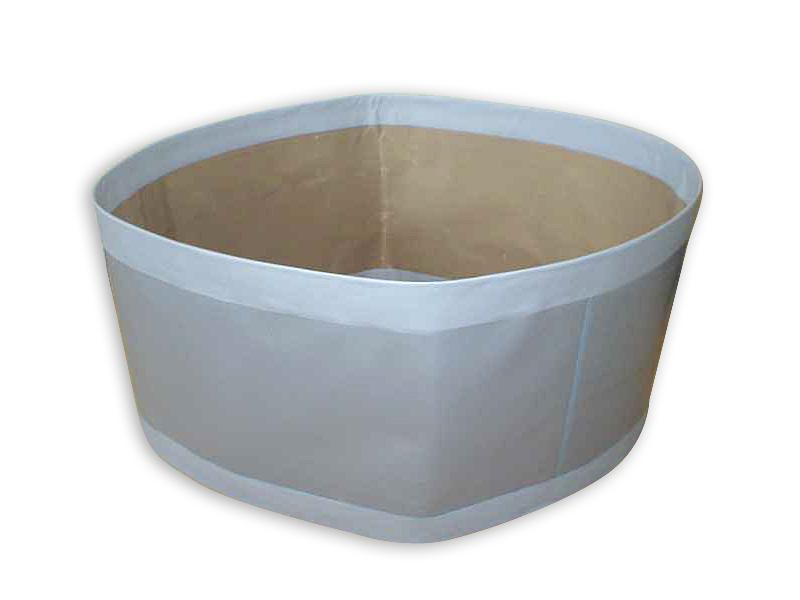 kompensator tkaninowy typ 11 dla odciągów oparów z lakierni