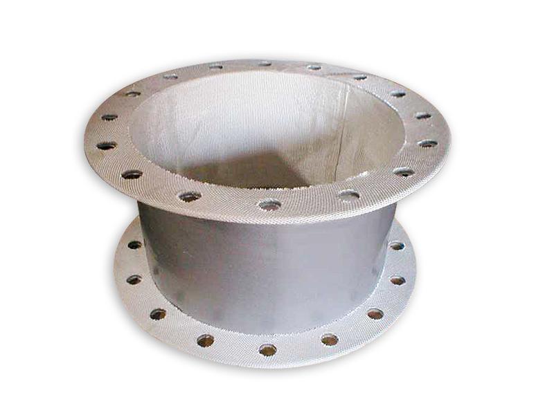 Tkaninový kompenzátor typ 31 až 250°C