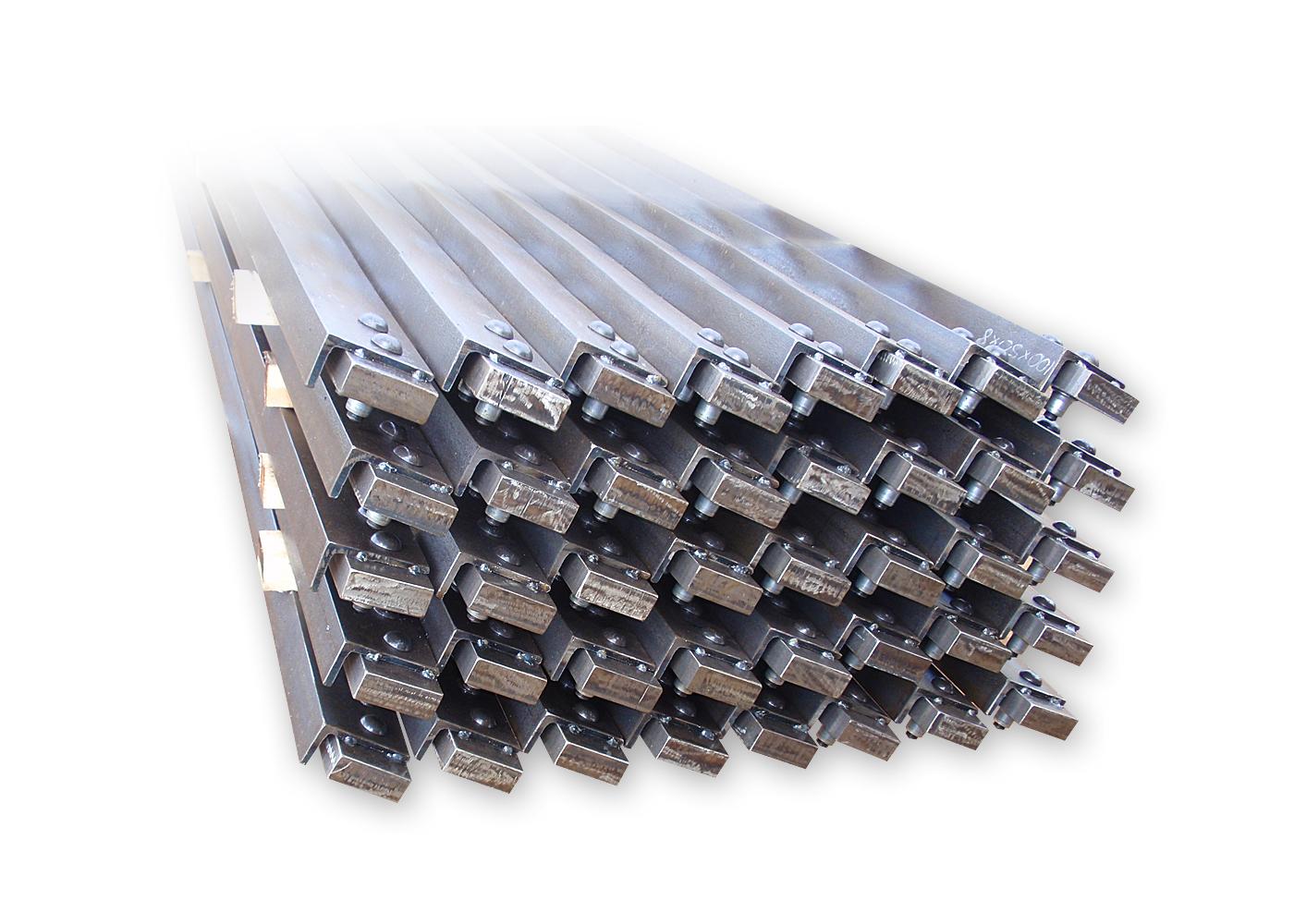 Spare parts for electrostatic percipitators