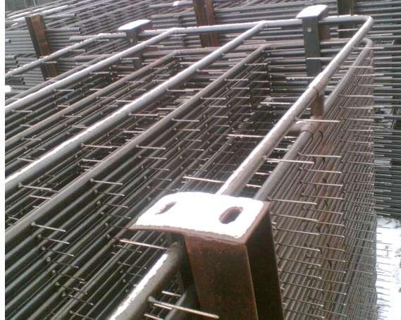 Electrostatic percipitator - corona electrode (emission)