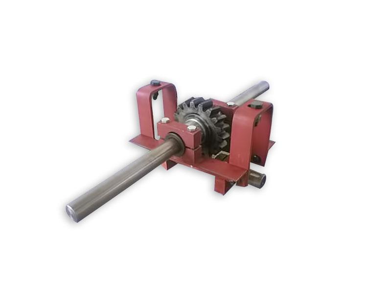 Transmission electrostatic precipitator